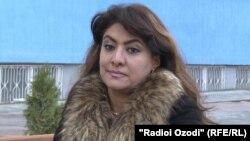 Саида Рустамова