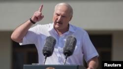 Лукашенкога қарши намойишлар 9 августдан бошланган.