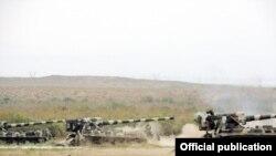 Azərbaycan ordusunun hərbi texnikası