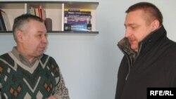 Юры Лявонаў іМікалай Аўтуховіч