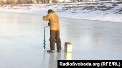 Риболовля на «Донецькому морі»