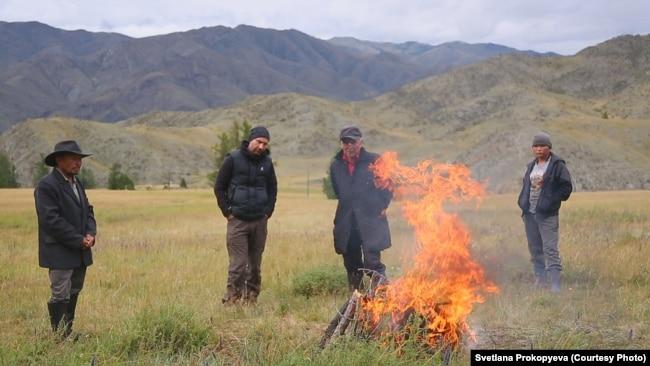 Урок шаманизма