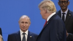 Американские вопросы. Керченский кризис: Путин теряет расположение Трампа