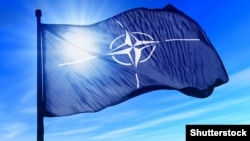 Flamuri i NATO-s