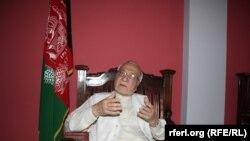 Представник Вищої ради миру Афганістану Мохаммад Ісмаїл Касім'яр