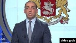 Վրաստանի գլխավոր դատախազ Իրակլի Շոթաձեն հայտարարությամբ է հանդես գալիս, Թբիլիսի, 31-ը մայիսի, 2018թ․