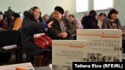 Cărțile Europei Libere lansate la Căușeni