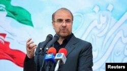 باقر قالیباف رئیس مجلس ایران