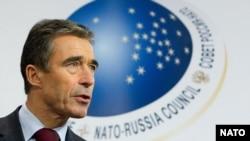 Шефот на НАТО, Андрес Фог Расмусен.