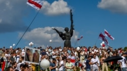 Халық наразылығы, Лукашенконың жауабы, Тихановская мәлімдемесі. Беларусьте не болып жатыр?