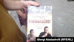 წიგნი საქართველოს ტურიზმის შესახებ პოლონურ ენაზე