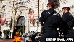 Полиция в Вене