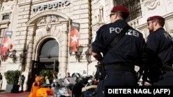 Австри -- Австрин полицин лерринчу тобан эпсарш. 2017.