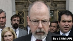 The ex-FBI lawyer is the first current or former official to be charged in an investigation by federal prosecutor John Durham. (file photo)