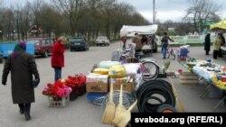 На варнянскім базары
