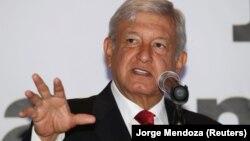 Новый президент Мексики Андрес Мануэль Лопес Обрадор