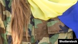 За даними Міноборони, нині вЗбройних силах проходять службу іпрацюють понад 58тисяч жінок, зних майже 29тисяч– військовослужбовці