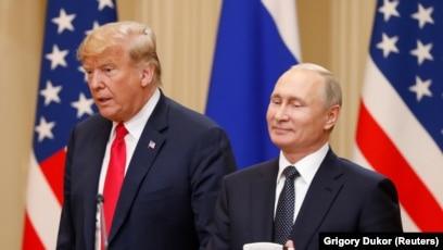 """Никому нельзя верить"""". Встреча Путина и Трампа в Хельсинки"""