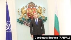 Президентът Румен Радев.