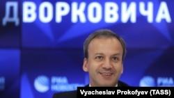 Бывший вице-премьер Аркадий Дворкович