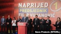 Predizborna kampanja Filipa Vujanovića