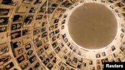 """Мемориал Холокоста """"Яд Вашем"""" в Иерусалиме (фрагмент)"""