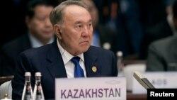 Нұрсұлтан Назарбаев G20 елдерінің саммитінде. Ханчжоу, Қытай, 4 қыркүйек 2016 жыл.
