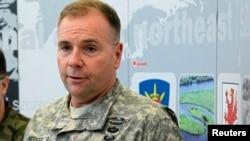 Командующий войсками США в Европе Бен Ходжес.