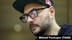 Russian theater and film director Kirill Serebrennikov