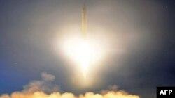 یکی از موشکهای کره شمالی