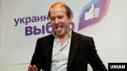 Віктор Медведчук на одному з заходів організації «Український вибіру»