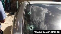 Москва Тергов қўмитаси полициячи табел пистолетидан қонуний фойдаланган демоқда.