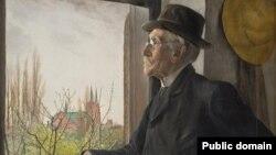 Лаўрыц Андэрсэн Рынг, «Вясна і стары» (1926)