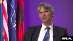 Лидерот на Алијанса за Албанците Зијадин Села