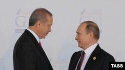 Последняя встреча Путина и Эрдогана. Анталья, 15 ноября 2015 года