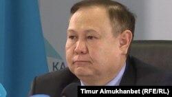 Директор департамента консульской службы МИД Казахстана Ардак Мадиев.