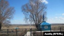 Самар өлкәсенең Гали авылындагы чишмә