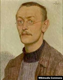 Hermann Hesse-nin portreti