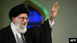 Lideri suprem iranian, Ajatollah Ali Khamenei