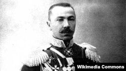 Кіпрыян Кандратовіч у чыне генэрал-лейтэнанта царскай арміі.