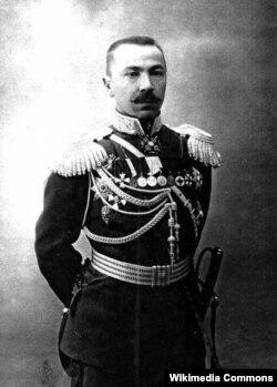 Генэрал Кіпрыян Кандратовіч