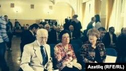 Мәхмүт Рафиков, Сергей Королевның кызы Наталия Королева һәм Людмила Цветкова