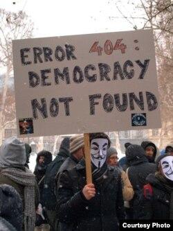 Protesti u Zagrebu (foto: Građanska akcija)