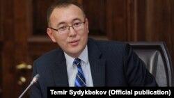 Толкунбек Абдыгулов, Қырғызстан премьер-министрінің бірінші орынбасары.