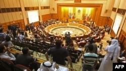 Заседание Арабской лиги в Каире, 26 апреля
