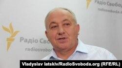 Олександр Кіхтенко у студії Радіо Свобода, 23 червня 2015 року