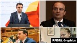 Можни кандидати на ВМРО ДПМНЕ за претседател на државата