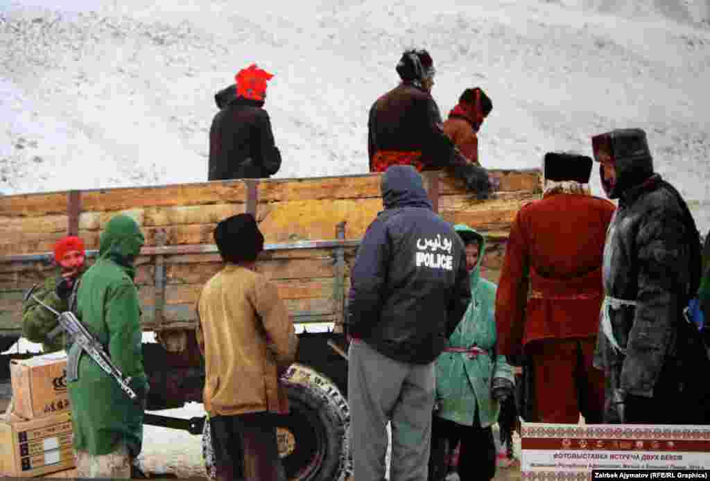 Выставка, посвященная жизни и быту памирских кыргызов, продлится до 11 апреля.