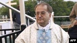 Cвященик Тадеуш Ридзик, фото 2007 року