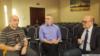 Բորիս Նավասարդյանը և Ռիչարդ Կիրակոսյանը հարցազրույց են տալիս «Ազատությանը», 22-ը մայիսի, 2015